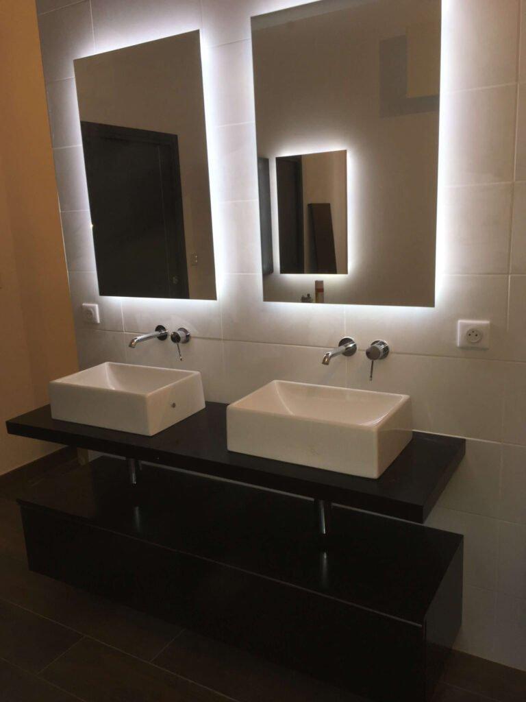 installation salle de bains dijon